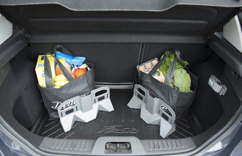 organizer do bagażnika samochodowego